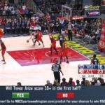 Wizards In Game Betting Look