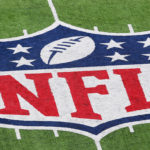 sports-betting-nfl-logo-on-field